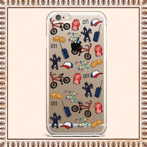 stranger things iphone 7 case