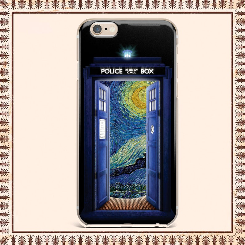 tardis iphone xs case