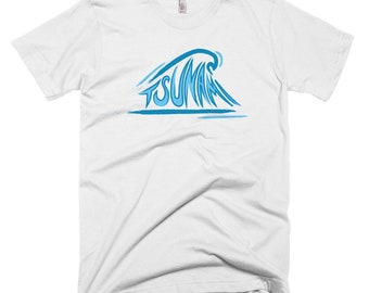 Tsunami Short-Sleeve T-Shirt