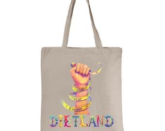 Dietland - Make Your Escape - Tote Bag