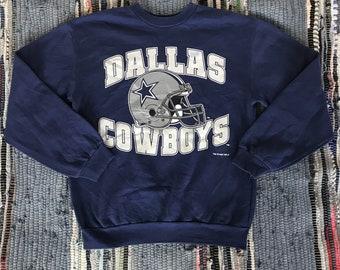 Vintage 1997 Navy Dallas Cowboys Sweatshirt