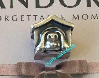 pandora doghouse charm
