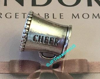25b2f08d9 Authentic Pandora Cheerleader Charm Pandora Retired Pandora Charm Pandora  Free Shipping