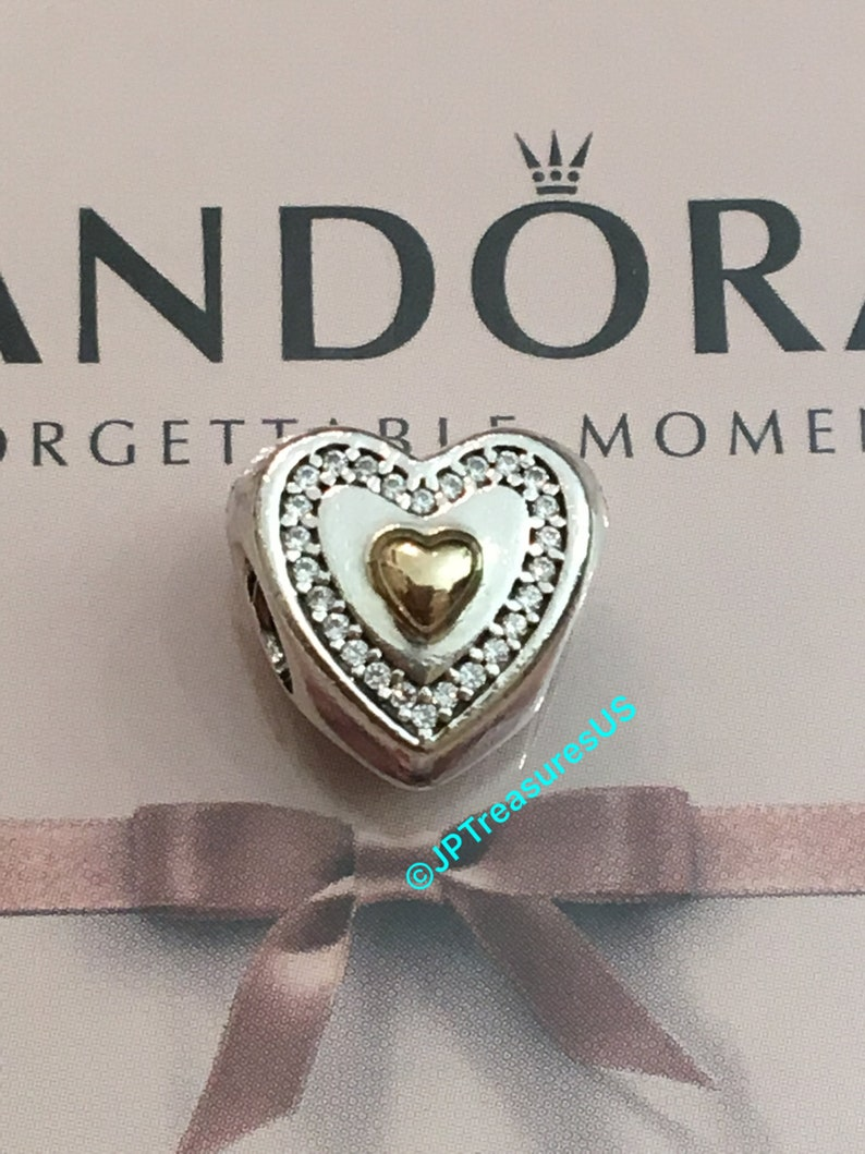 pandora charm always in my heart