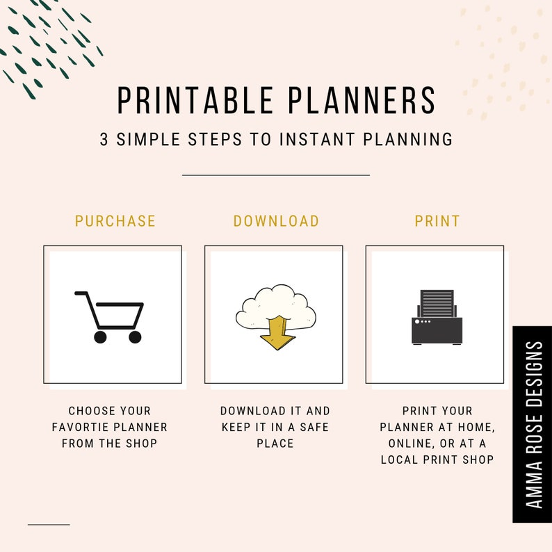 Inventory Organizer   Etsy Inventory   Business Planner   Product Planner    Inventory List   Marketing Materials List   Small Business
