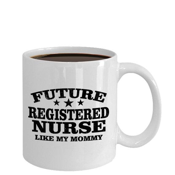Nurses Nursing Student 11oz Coffee Mug Gift Nurse Gift Mug RN