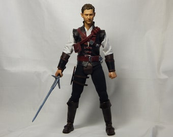 Koion from Poviss - Witcher  action figure 1/6 Make to order