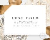 10 Luxe Gold digital textures, gold foil, design, metallic, digital paper, gold, textures, background, glitter, glass, antique