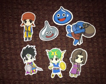 Dragon quest slime | Etsy
