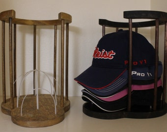 d2be8743dfe 12in Hat Rack and Cap Storage (Limited time shipping discount)
