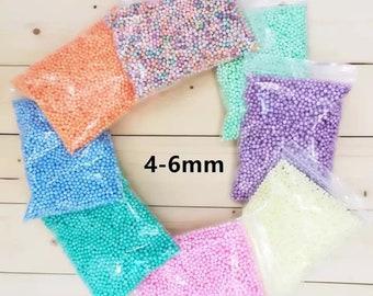 Pastel beads