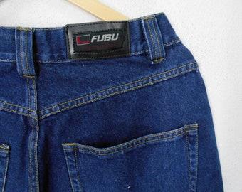 c0e9b76e Fubu Jeans Fubu Pants Vintage Fubu The Collection Denim Fubu Vintage Pants  Size 32