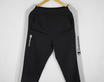 a1ce28e35127 Champion Tracksuit Champion Pants Vintage 90 s Champion Products Trousers Champion  Vintage Track Pants Size M