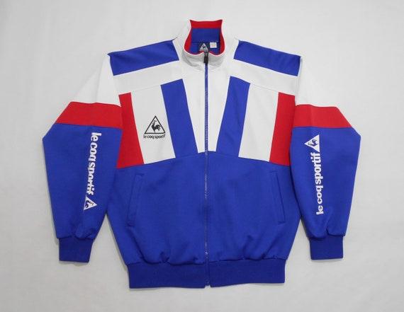Le Coq Sportif Track Top Le Coq Sportif Jacket Vin