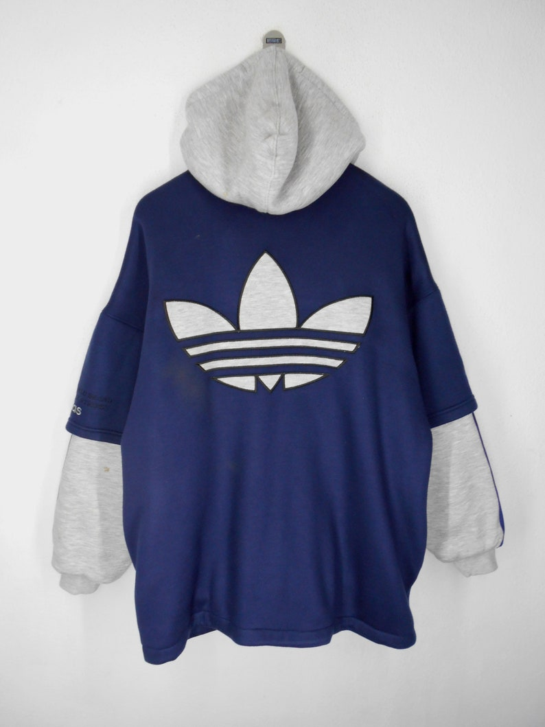 adidas hoodie etsy