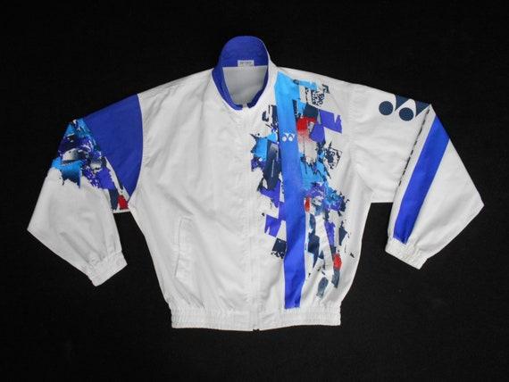 Yonex Jacket Vintage Yonex Windbreaker Vintage Yonex Vintage Windbreaker Jacket Size M