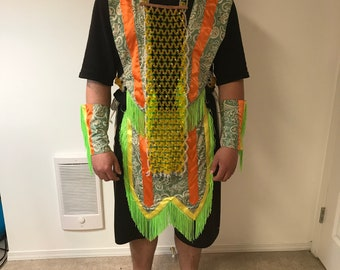 Grass dance outfit