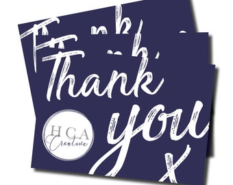 Thank You Cards for Orders