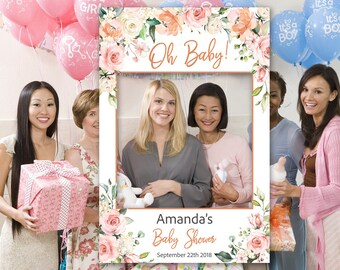 Baby Shower Selfie Etsy