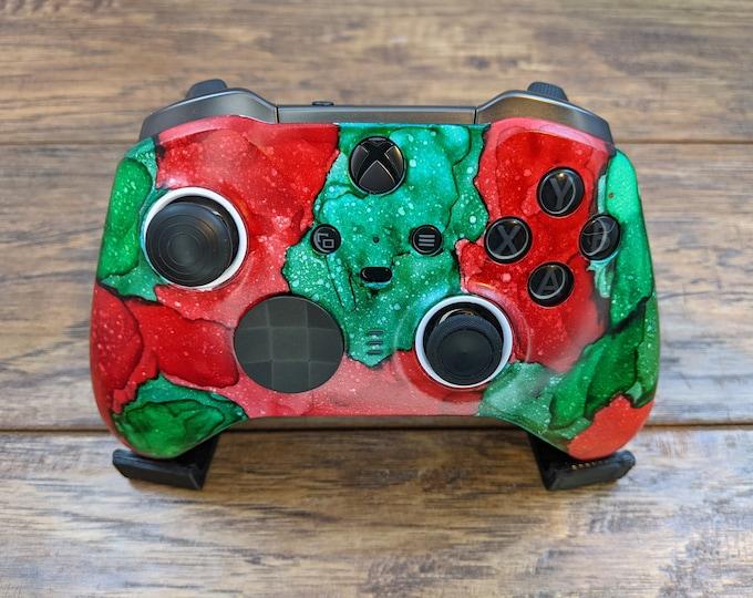 Christmas Party - Custom Xbox Elite V2 Wireless Controller Shell