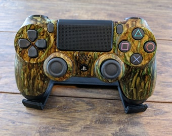 Mossy Maple - Custom PlayStation 4 Wireless Controller Shell