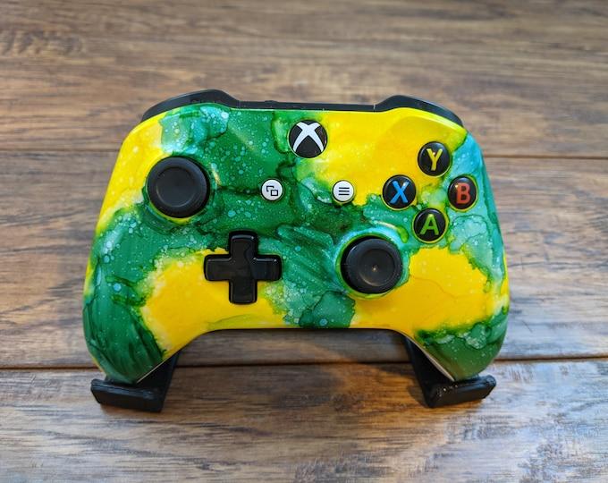 Greenish Yellow? - Custom Xbox One Wireless Controller Shell