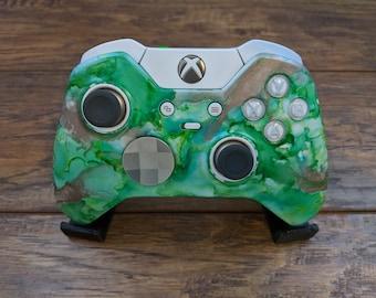 Seafoam - Custom Xbox Elite V1 Wireless Controller Shell