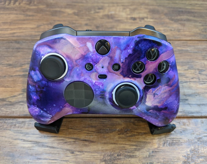 Purple People Eater - Custom Xbox Elite V2 Wireless Controller Shell