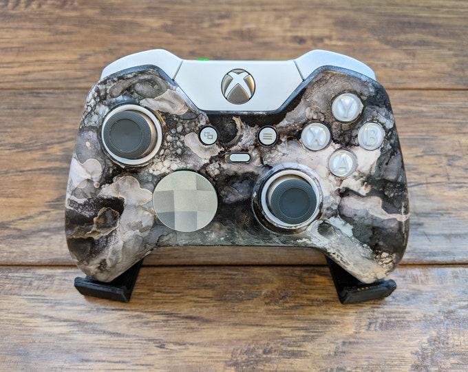 Marbled Gold - Custom Xbox Elite V1 Wireless Controller Shell