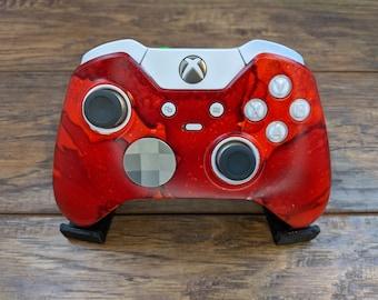 Fire Red - Custom Xbox Elite V1 Wireless Controller Shell