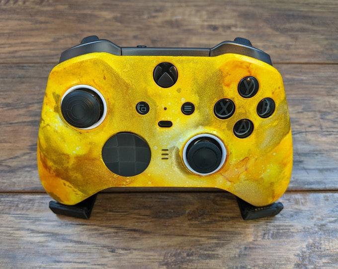 Golden Sunshine - Custom Xbox Elite V2 Wireless Controller Shell