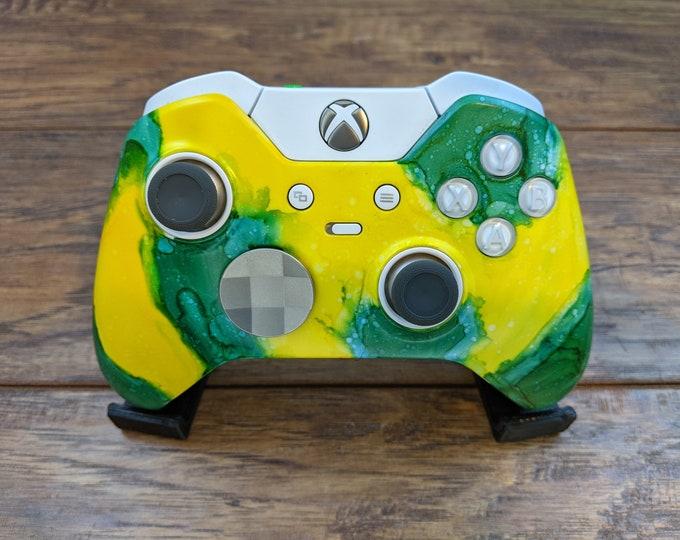 Yellowish Green? - Custom Xbox Elite V1 Wireless Controller Shell