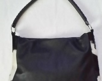 Hobo Slouch Handmade leather bag made in New Mexico Leather Goods/ tote bag/  FREE SHIPPING