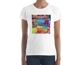 Limeade Women's short sleeve t-shirt