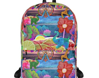 Limeade Backpack