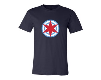 1ca4e9c8c Chicago Star T-shirt