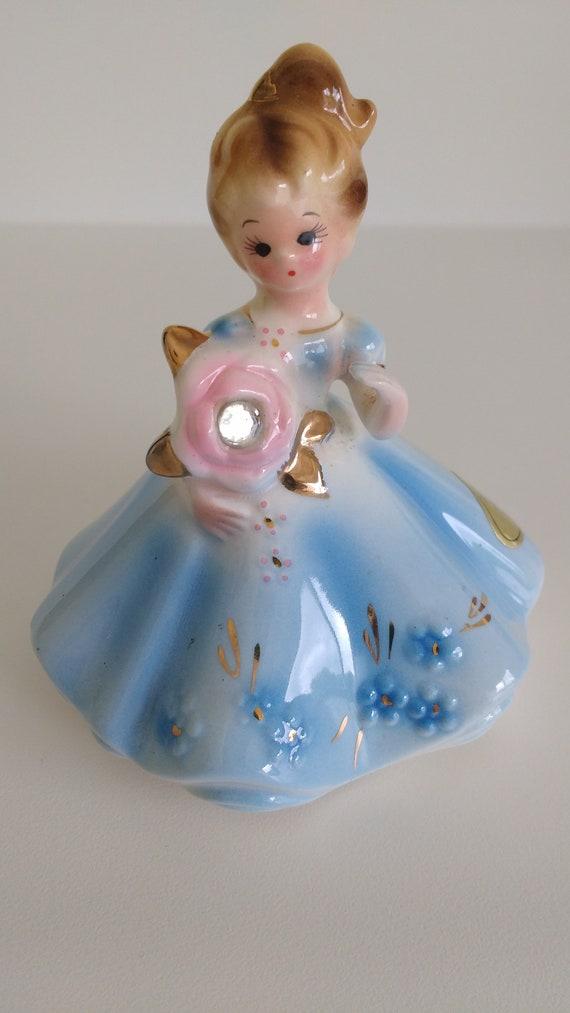 Josef Original April girl blue dress
