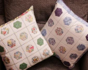Liberty Hexagon Cushion Kit