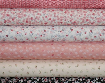 Tranquility by Makower UK - Peach Collection