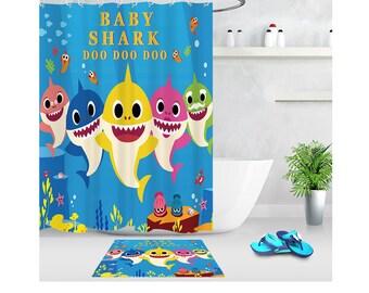 Bath Home & Garden 3d Cute Giraffe 89 Shower Curtain Waterproof Fiber Bathroom Home Windows Toilet Easy To Lubricate