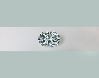 2.19 carat Ice Blue Aquamarine (Item# G18)