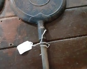 Antique Griswold cast iron waffle press