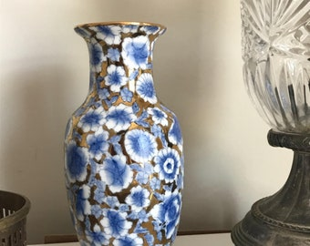 Overjoy Porcelain Hand Painted Vase from Hong Kong