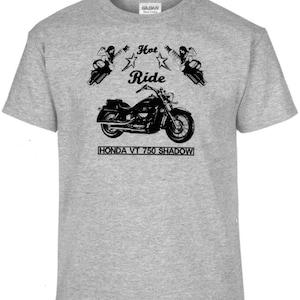 HONDA VF400F 83 Inspiré Vintage Classic Moto Vélo shirt tshirt