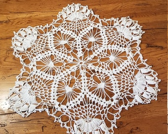 Crochet Six Point Star Dollie