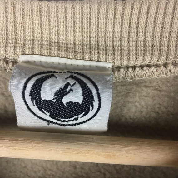 Rare!! Dragon Skateboards Sweatshirt Dragon Camou… - image 4