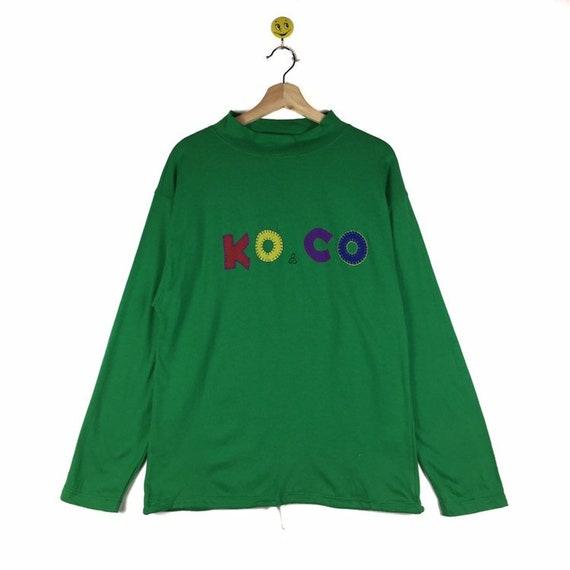 Rare!! Ko and Co sweatshirt Ko and Co pullover Ko