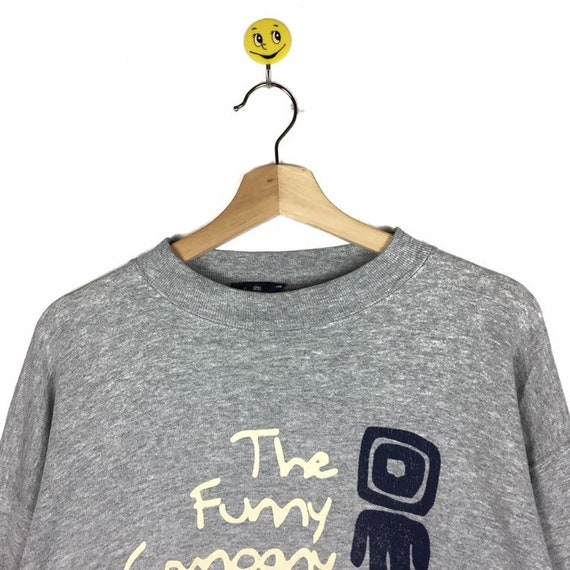 Vintage!! The Funny Company Sweatshirt Funny Comp… - image 2