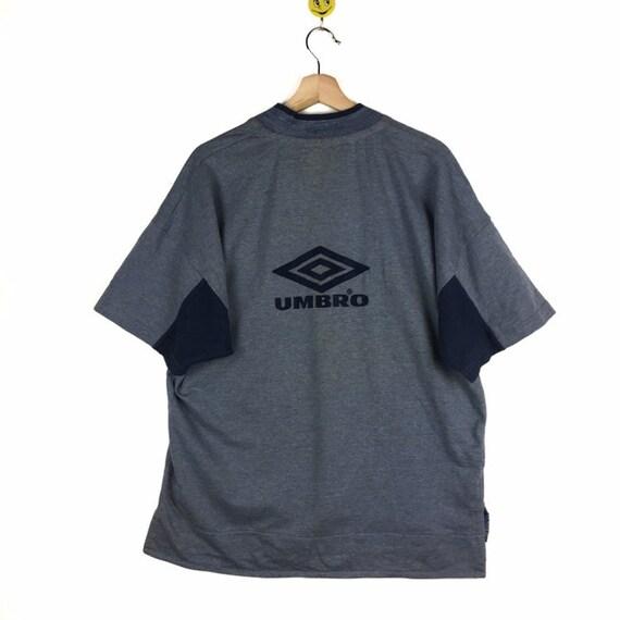 Rare!!! Vintage Umbro Sweatshirt Umbro Embroidery