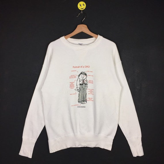 Rare!! Hemispheres Paris sweatshirt Hemispheres Pa